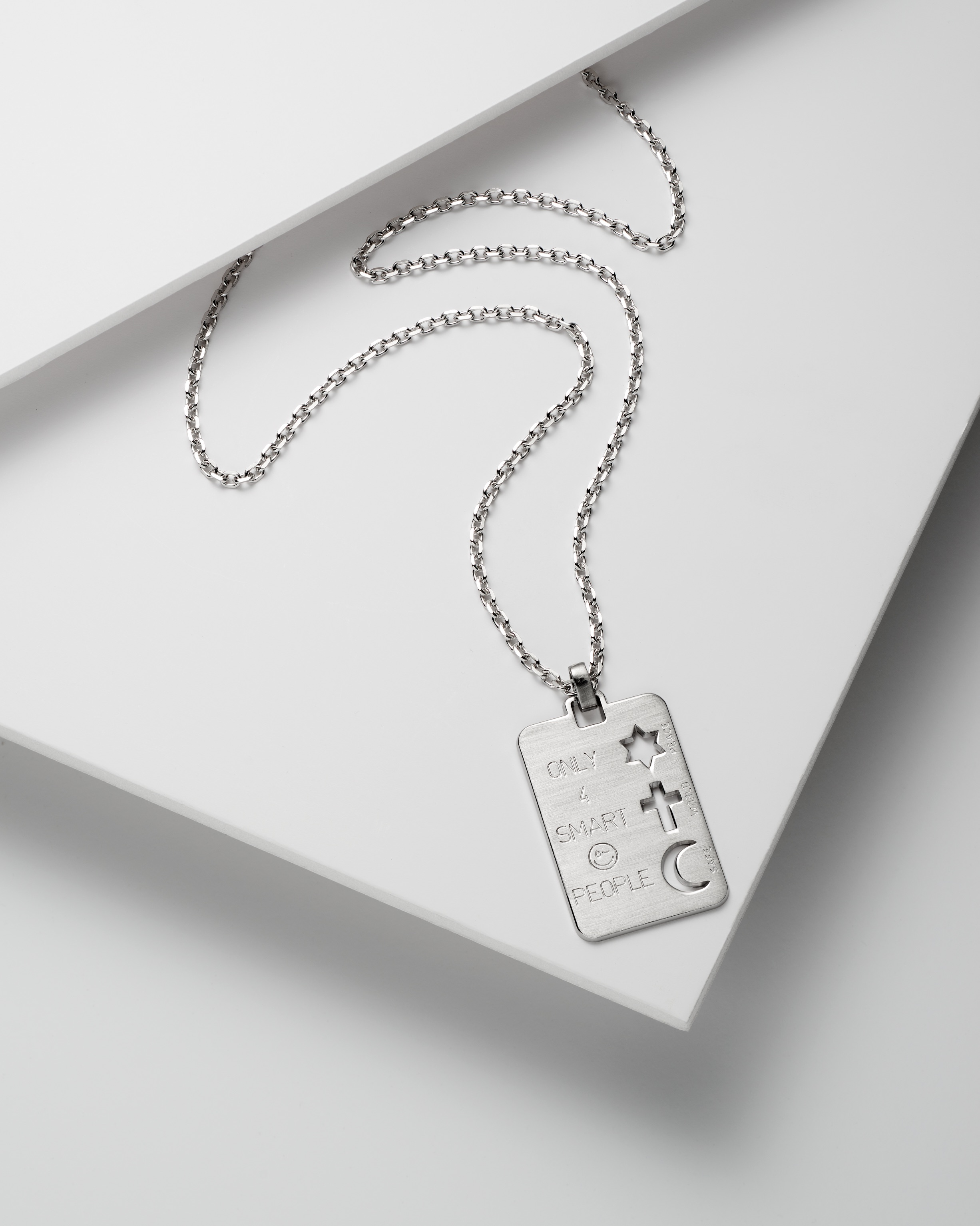 Necklace Only 4 Smart People