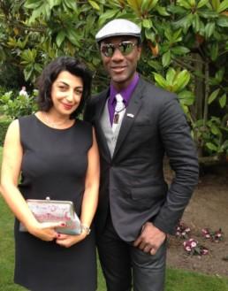 Aloe Blacc & Fadia Otte