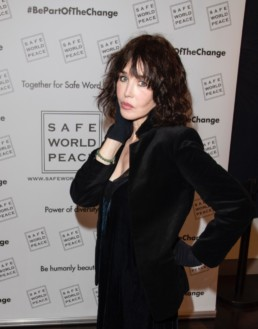 Isabelle Adjani Marraine solidaire