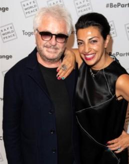 Marc Cerrone & Fadia Otte