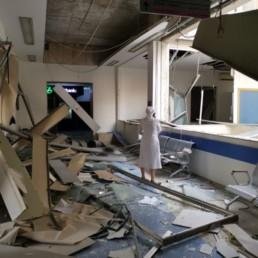 l'hôpital Geitaoui