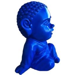 IKI BUDDHA POP x SAFE WORLD PEACE Bleue