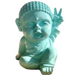 IKI BUDDHA POP x SAFE WORLD PEACE vert vintage
